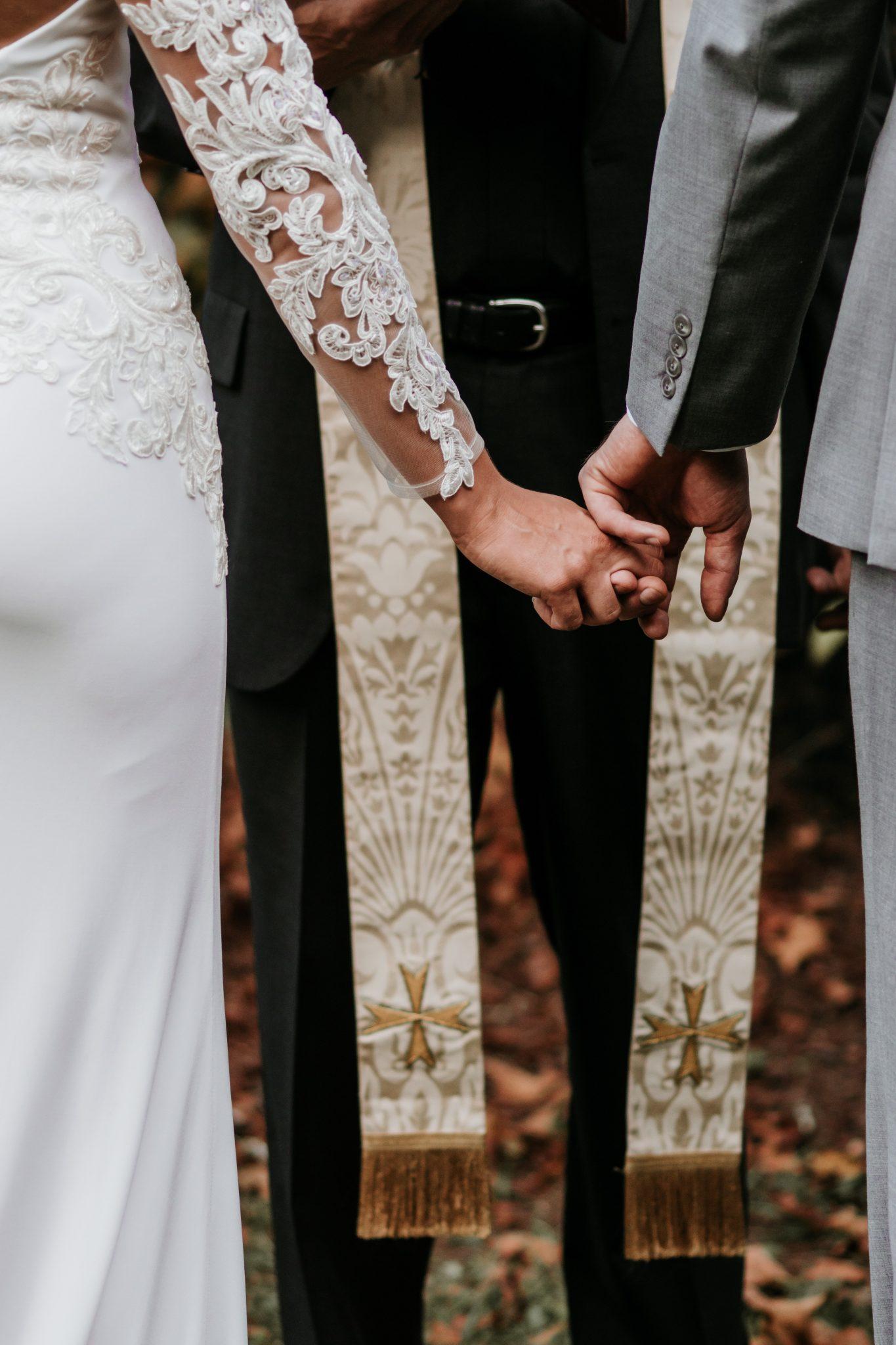 結婚誓詞 - #基督教